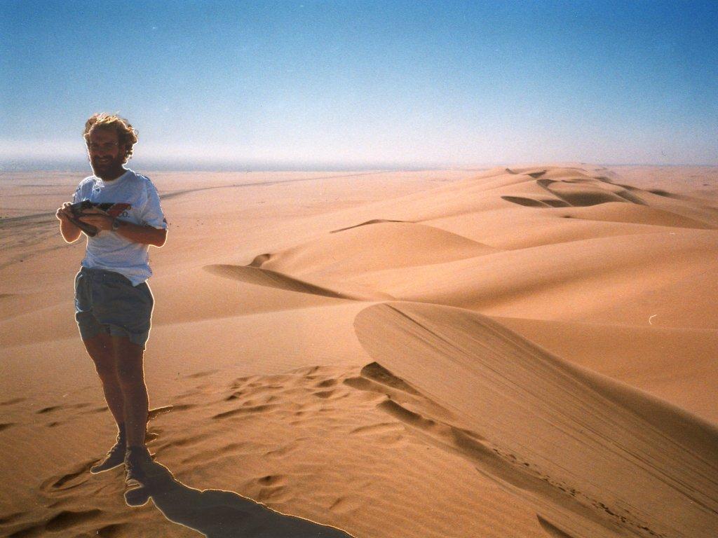 Swakopmund, Namibia, 1996 - Photos - About - Information technology ...