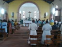 Mass at Bunena Church, Bukoba, Tanzania, 2008