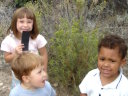 """Cassie, Dylan and Joachim at Devil's Backbone"", Loveland, Colorado, 2008"