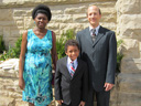 Joanitha, Greg and Joachim, Fort Collins, Colorado, 2013