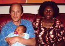 """Greg, Joachim and Joanitha"", Fort Collins, Colorado, 2005"