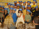 Joachim at Dunn kindergarten graduation, Fort Collins, Colorado, 2011